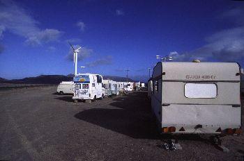 Caravanas, Canarias