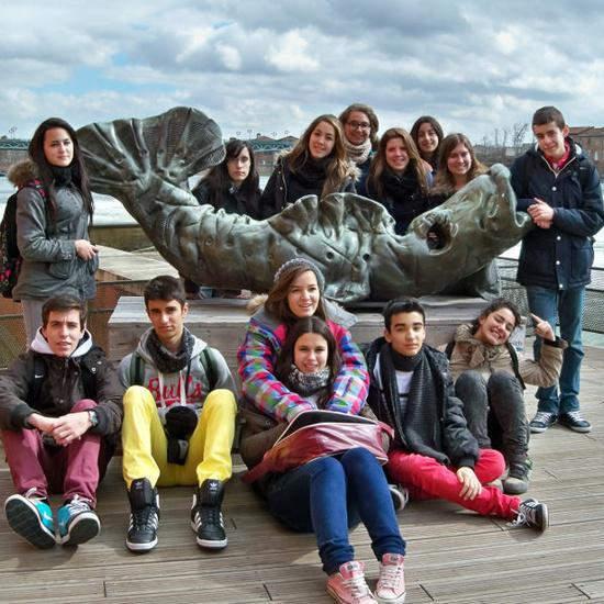 Intercambio Toulouse 5