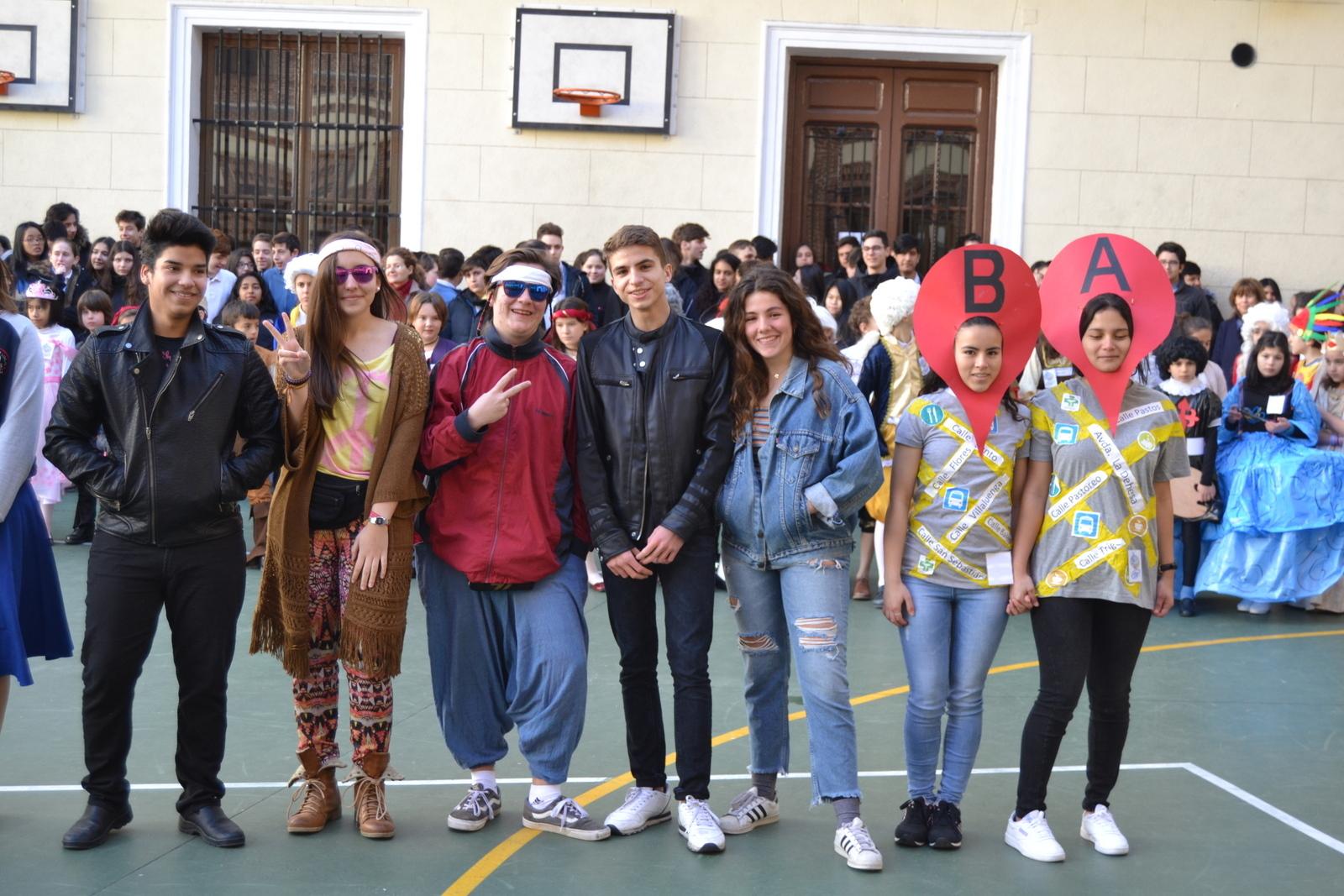 Jornadas Culturales 2018: INAUGURACIÓN 29
