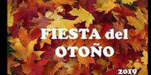 Fiesta del Otoño 19  CEIP Amadeo Vives