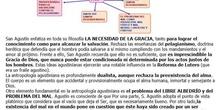 Agustín de Hipona, resumen de su pensamiento