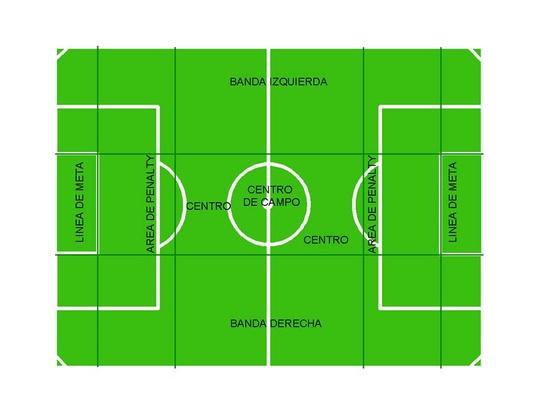 Campo de fútbol sala