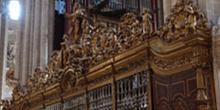 Reja del coro, Seo de Zaragoza