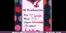 CEIP Juan Gris - Graduación 5 años