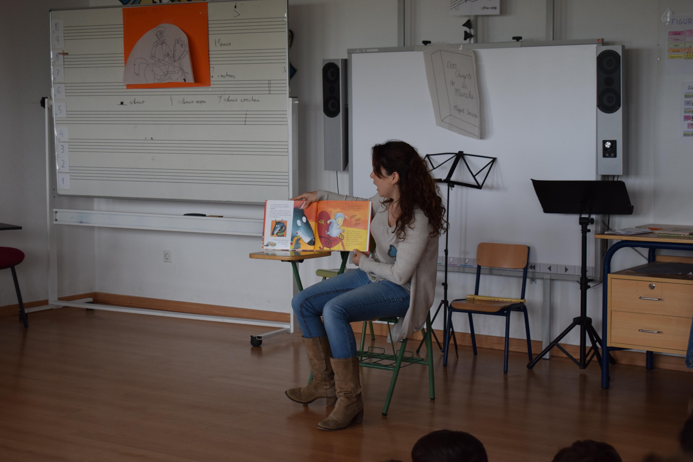 Día del libro 2018 AMPA 2