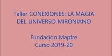 La visión Mironiana en el CEIP Isaac Peral
