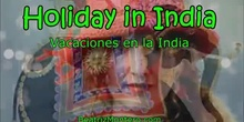 Holiday in India