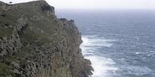 Acantilado en costa de Tenerife