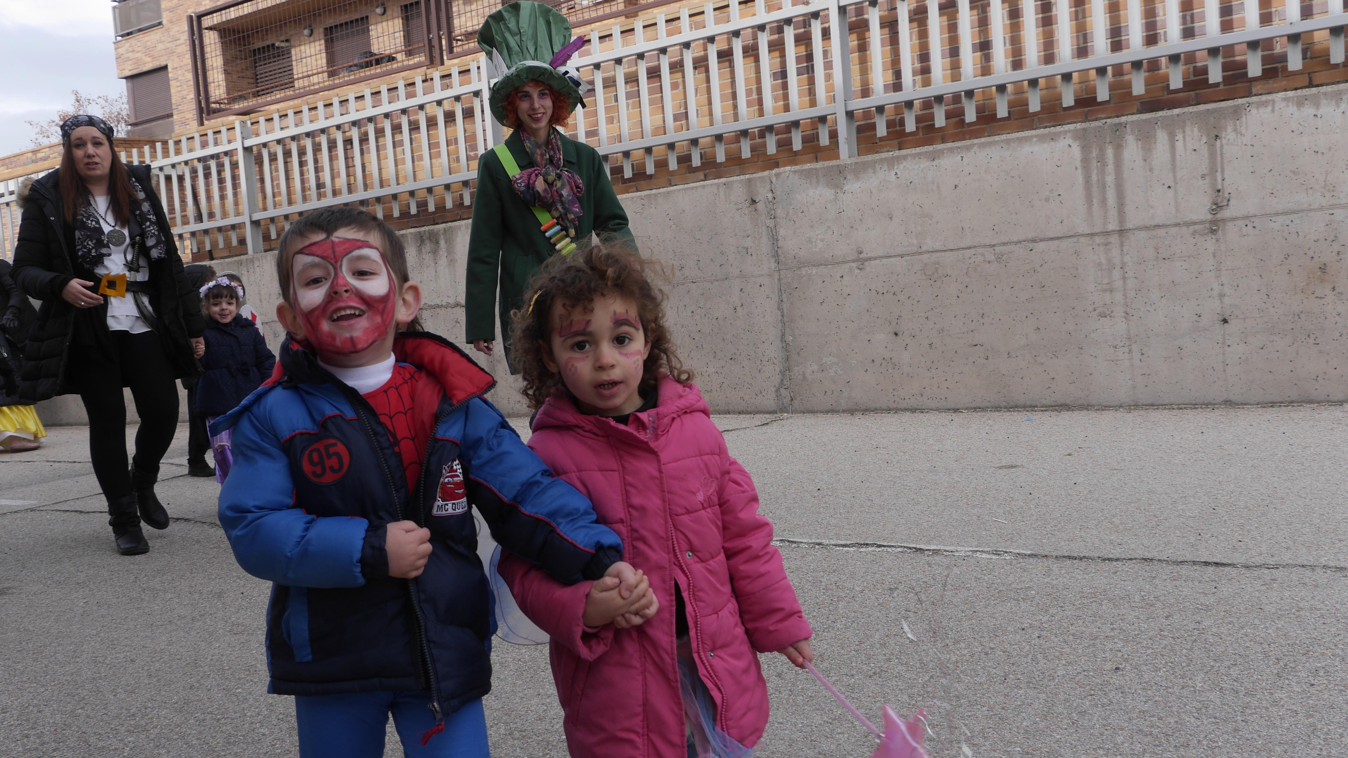 Pasacalles Carnaval 2018  3 12