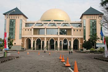 Mezquita de la Universidad, Universidad Islam Indonesia, Jogyaka