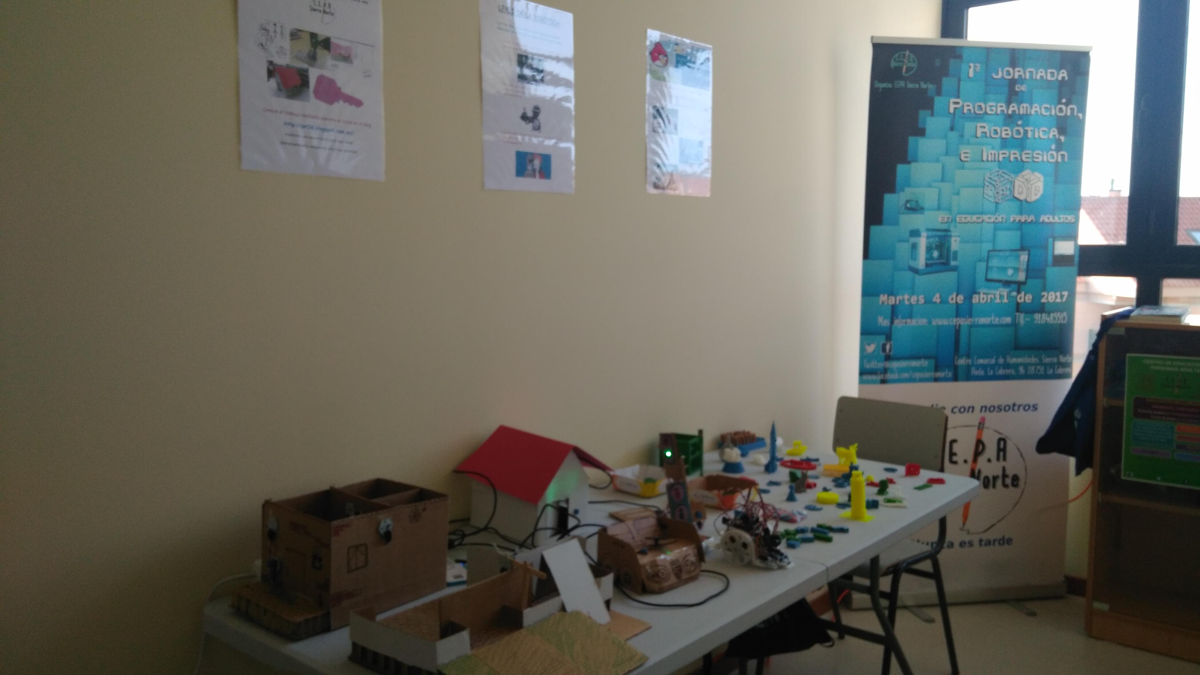 Feria de la Ciencia InterCEPA 2018 19