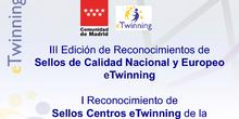 Presentación Acto Reconocimientos eTwinning