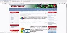 Localizar curso de apoyo en el aula virtual