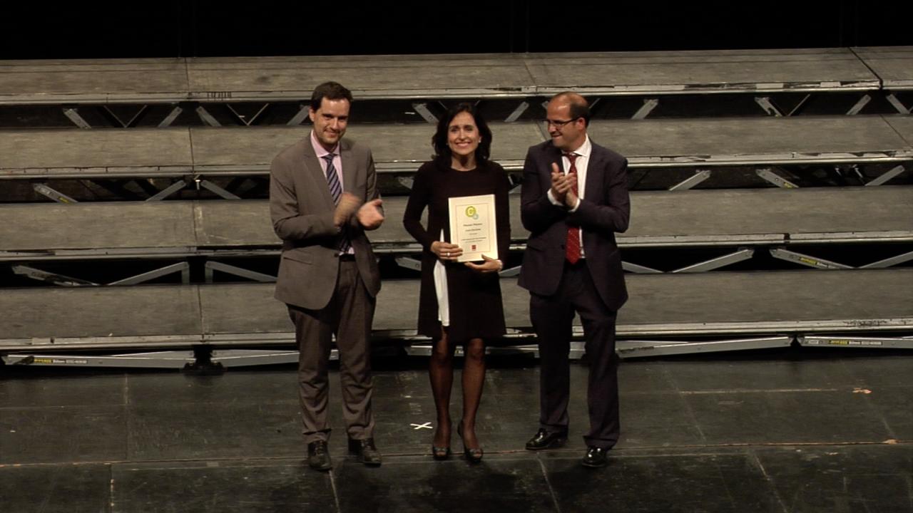 Acto de clausura del XIV Concurso de Coros Escolares de la Comunidad de Madrid 35