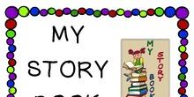 my story book TEACCH plantilla