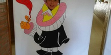 Photocall literario de 6ºA_CEIP FDLR_Las Rozas 8