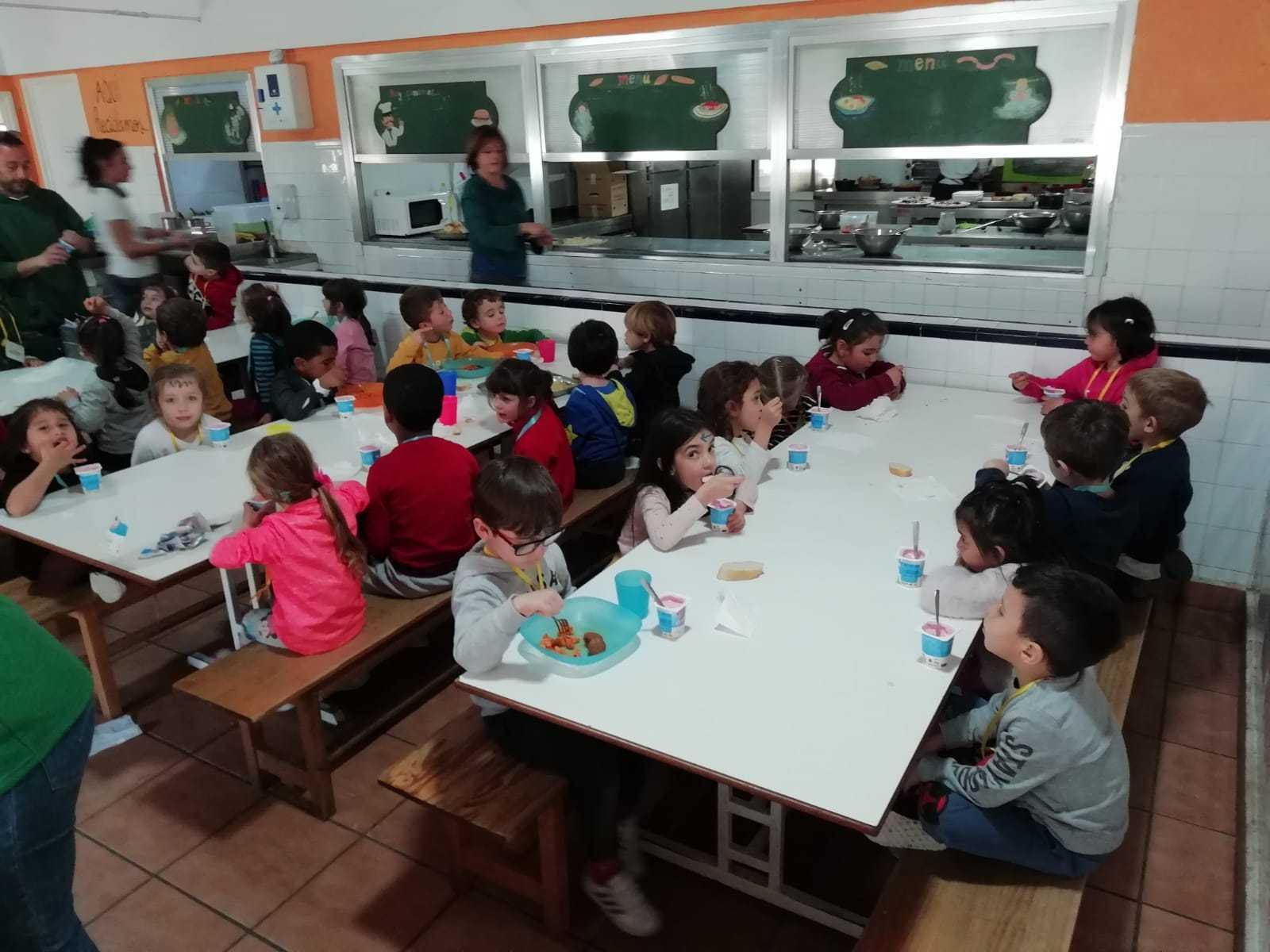 """Granja Escuela """"El Álamo"""". Infantil 4-5 años 15"""