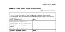 PLANTILLAS PARA ANÁLISIS DE CONFLICTOS (Doc.3)