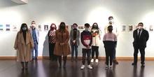 04.03.2021 Inauguración Exposición Móstoles, ¿cómo lo ves?