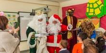Los RRMM y Papá Noel en INF 5B 7