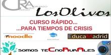 8. Curso Moodle para tiempos de crisis en el CRA Los Olivos: Foros