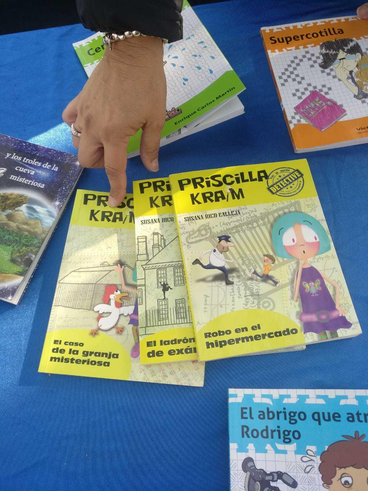 2019_04_02_Cuarto b en la miniferia del Fernando de los ríos_CEIP FDLR_Las Rozas 3