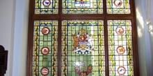 Interior del Parlamento, Victoria