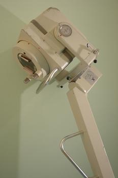 Aparato de radiografía portátil