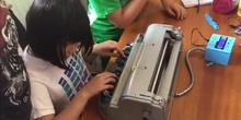 Proyecto Aula Descubridores: Visual Brailler