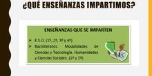 JORNADAS PUERTAS ABIERTAS 20/21