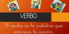 El verbo en primero
