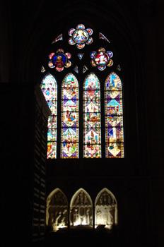 Vidriera de la Catedral de León, Castilla y León