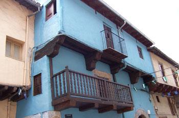 Casa de las muñecas, Garganta la Olla, Cáceres