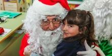Los RRMM y Papá Noel en INF 5A 21