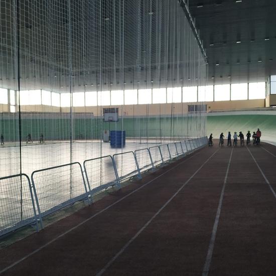 Madrid Olímpico, Velódromo de  Galapagar. 6º Primaria 11