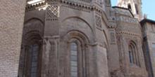 ábside catedralicio, Seo de Zaragoza