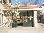 Visita virtual al CEIP GANDHI de Madrid