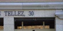 Calle Téllez 30 de Madrid