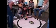 Robocampeones 2018-IES Leonardo Da Vinci