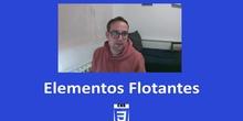 CSS - Elementos flotantes
