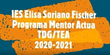 IES Elisa Soriano Fischer (Getafe) - Mentor Actua TGD/TEA 20-21