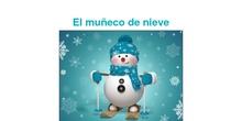El muñeco de nieve pictografiado