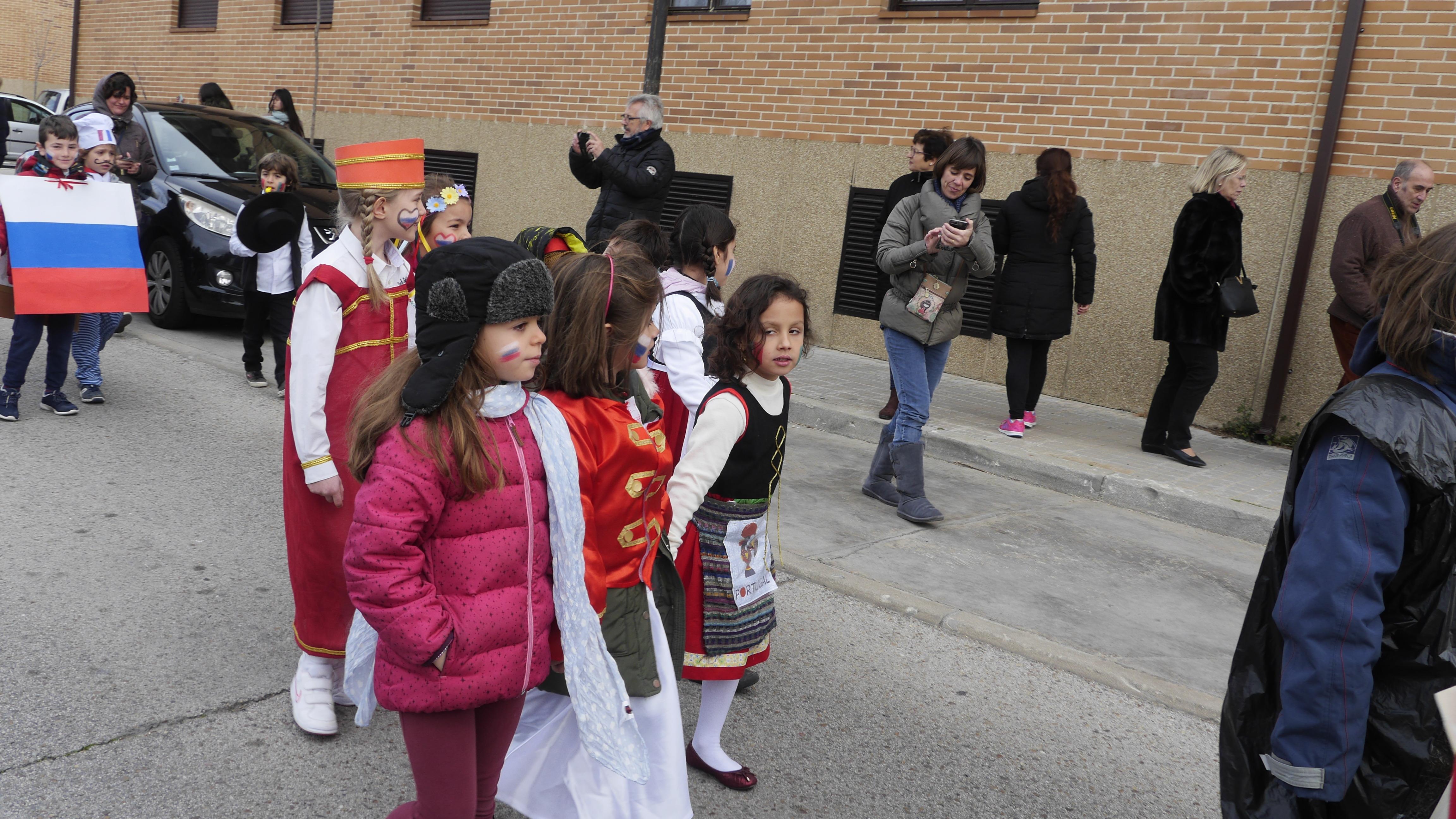 Pasacalles Carnaval 2018  1 29
