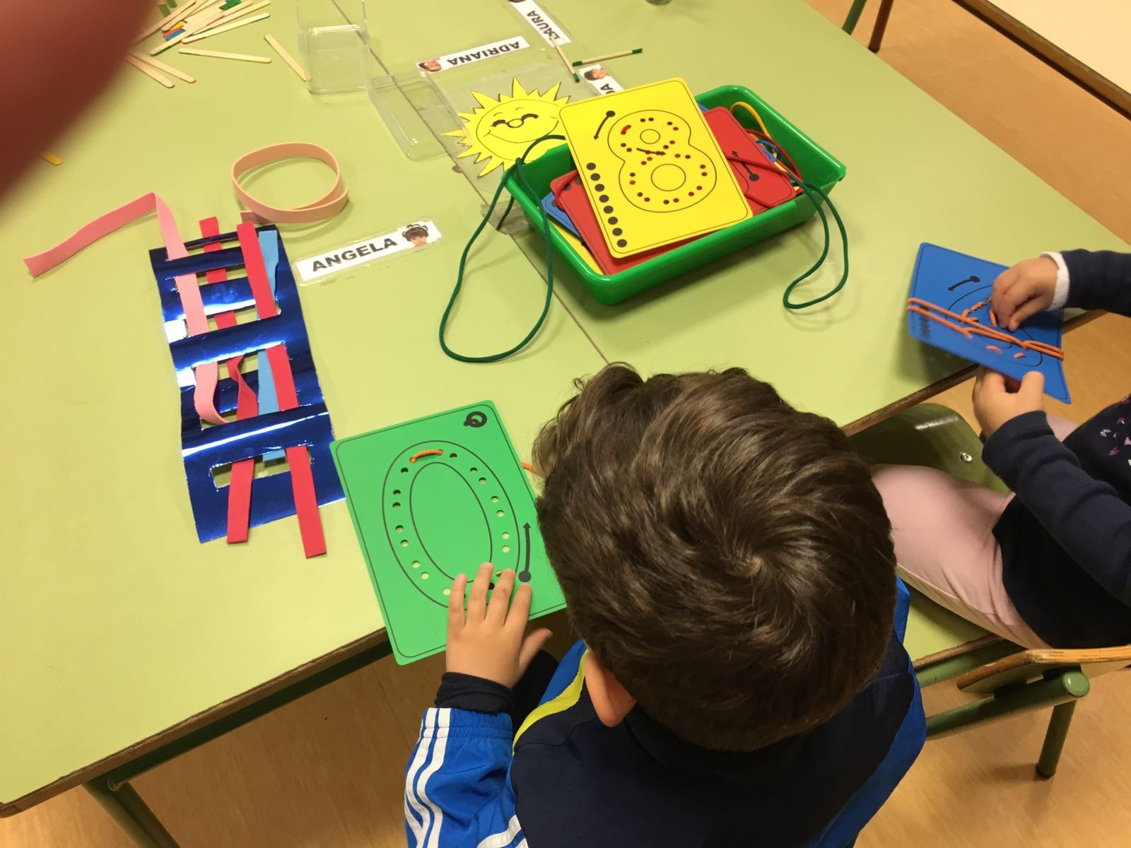 E. Infantil y sus proyectos 4