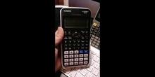 Trigonometría 4ºESO. Uso de calculadora.
