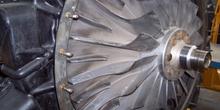 Compresor centrífugo de doble cara