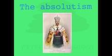 PRIMARIA 5º - ABSOLUTISM - SOCIAL SCIENCE