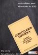 Actividades didácticas sobre la Constitución para estudiantes de ESO