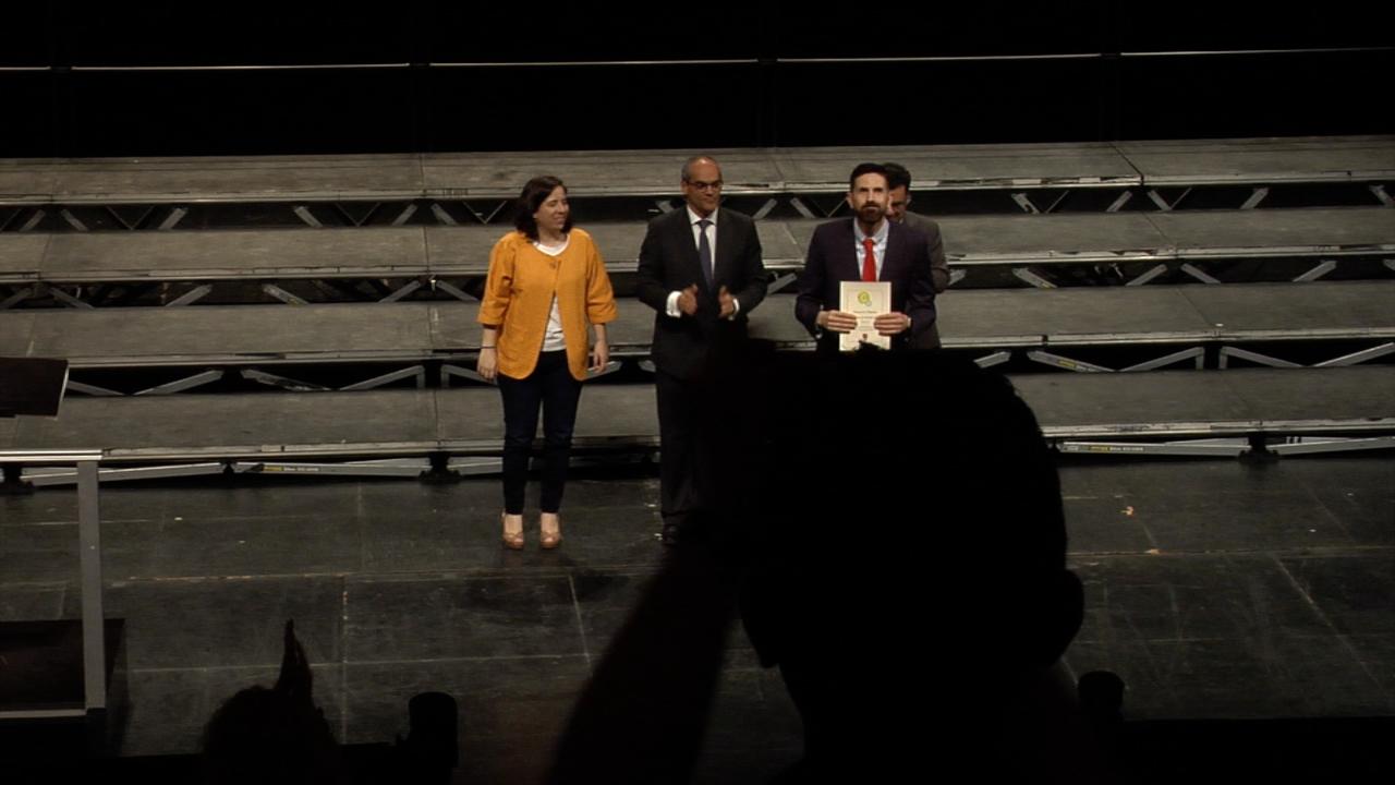 Acto de clausura del XIV Concurso de Coros Escolares de la Comunidad de Madrid 20