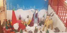 Decoración Navidad centro 2